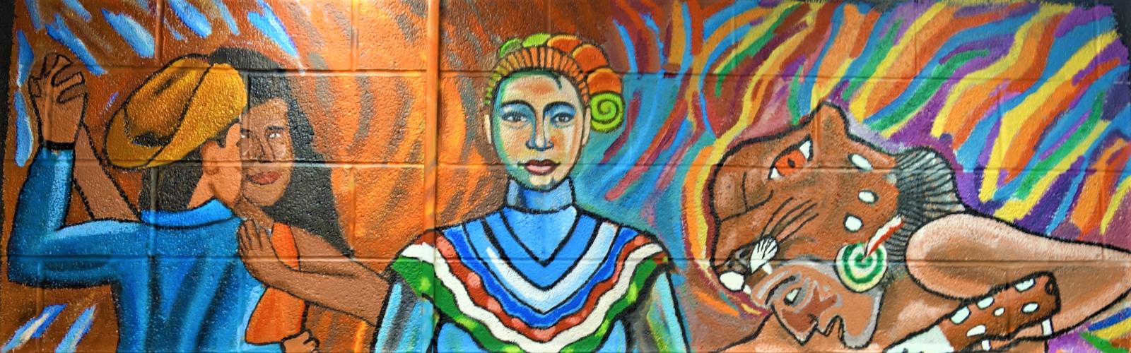 Ingraham 338 North Wall Mural