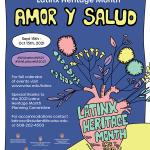 Latinx Heritage Month Poster
